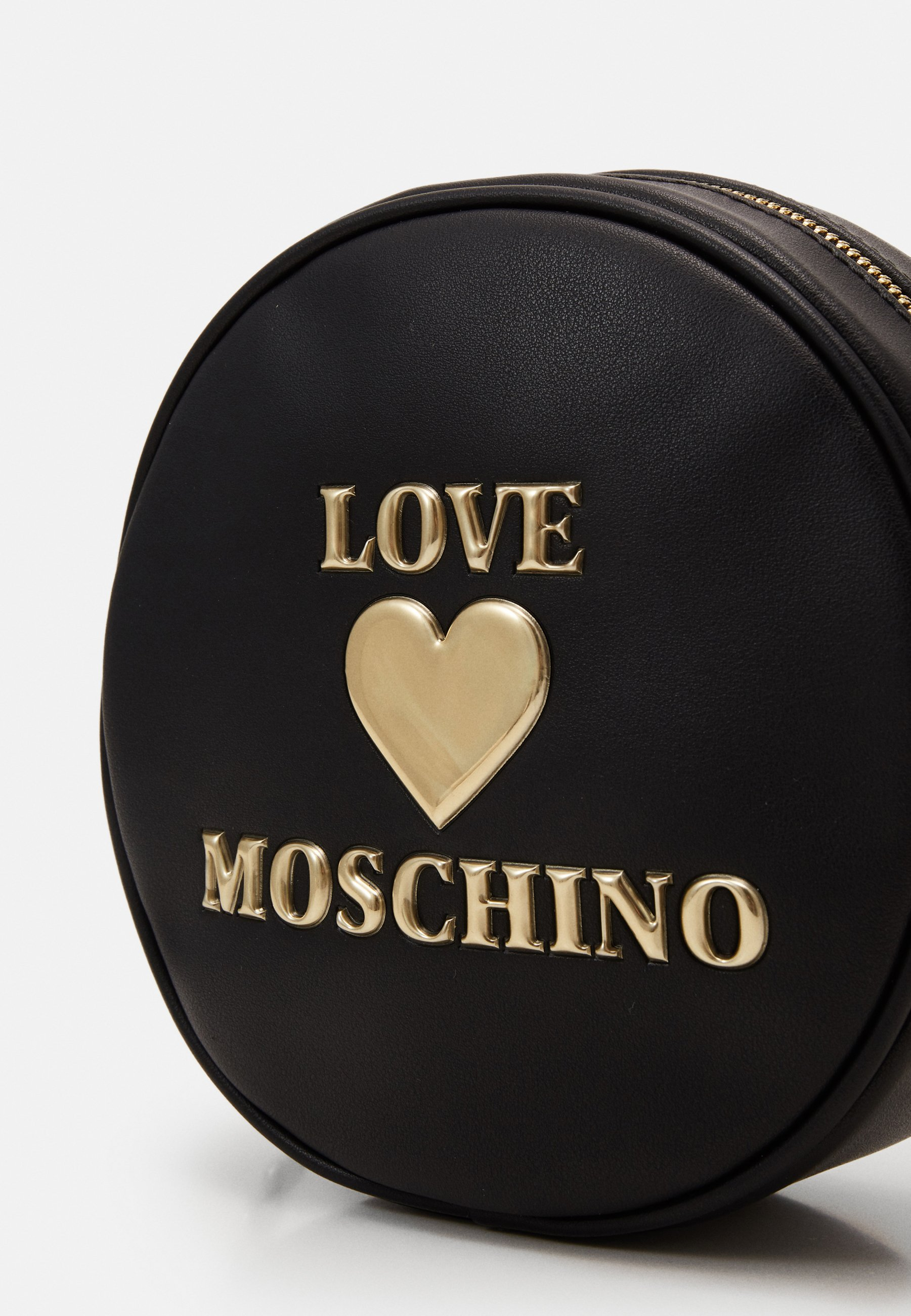 Love Moschino BORSA  - Olkalaukku - black - Naisten laukut EMWrJ