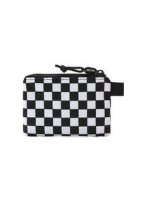 Vans - UA VANS POUCH WALLET - Wallet - black/white check - 1