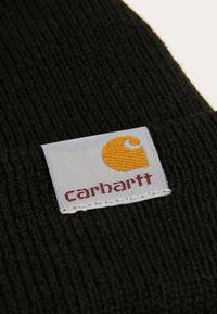 Carhartt WIP - STRATUS HAT LOW - Gorro - black - 3