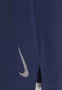Nike Performance - ACTIVE YOGA - Träningsshorts - midnight navy/gray - 5
