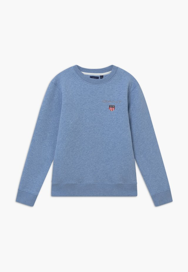 MEDIUM SHIELD - Sweatshirt - frost blue