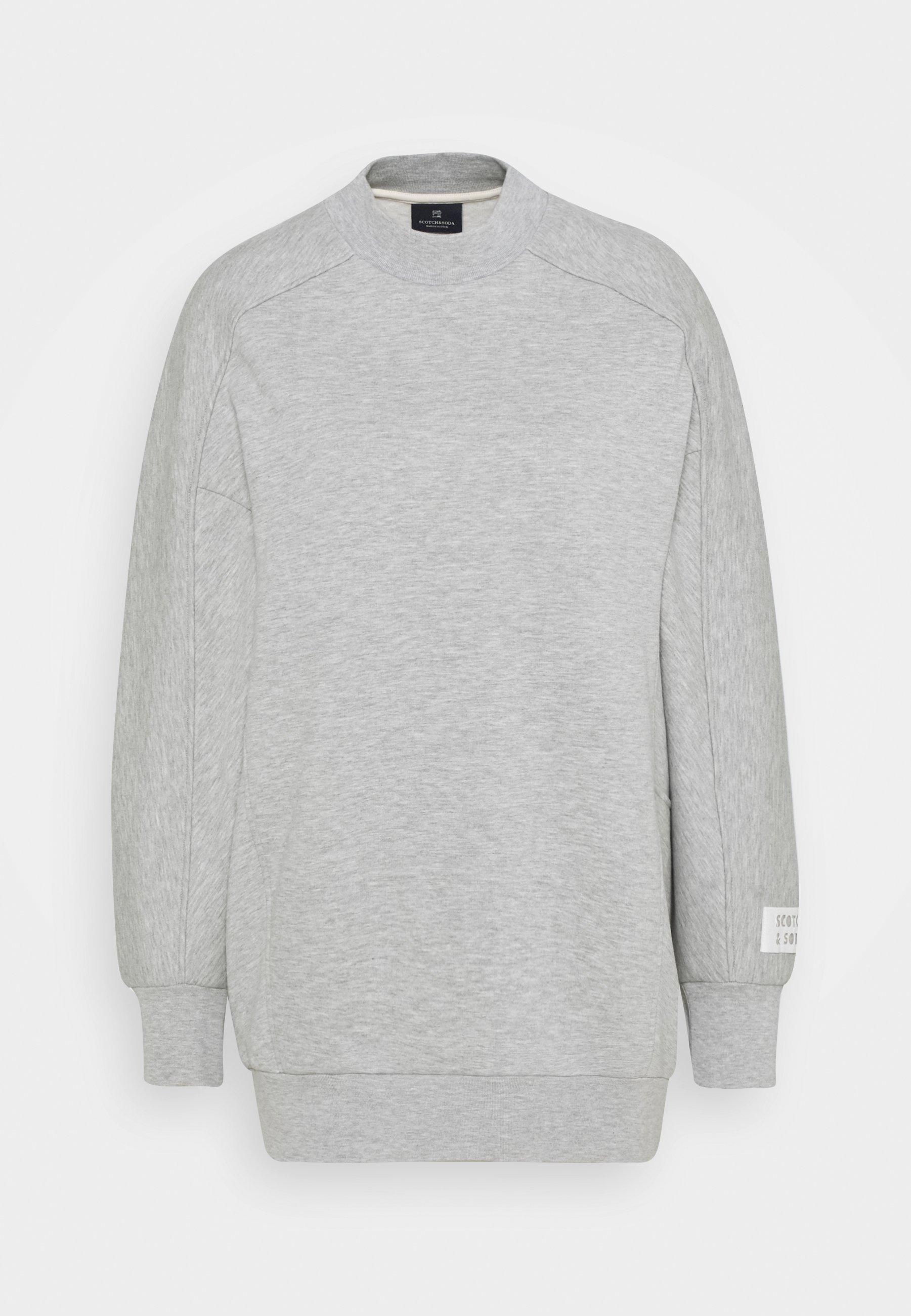 Women LONGER LENGTH SPECIAL SHAPED - Sweatshirt