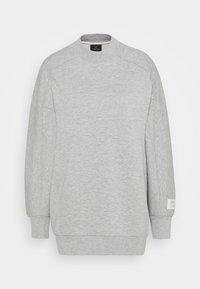 Scotch & Soda - LONGER LENGTH SPECIAL SHAPED - Sweatshirt - grey melange - 0