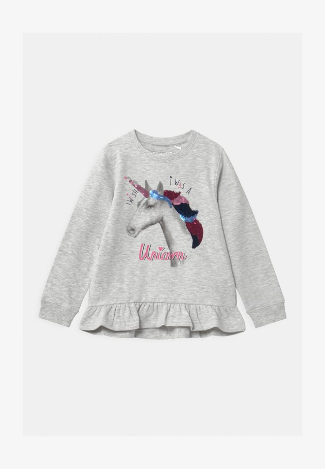 KID - Sweatshirt - stone melange