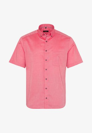 FITTED WAIST - Shirt - coral