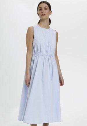 Day dress - xenon blue
