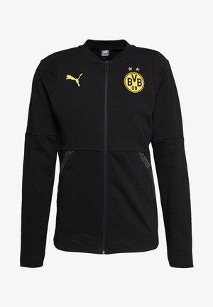 BVB BORUSSIA DORTMUND CASUALS  - Club wear - black