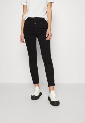 PUSHER - Jeans Skinny Fit - black