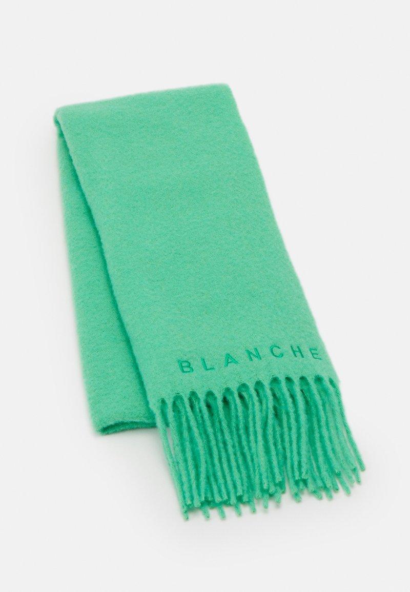 BLANCHE - OCEANO SCARF - Šála - jade lime
