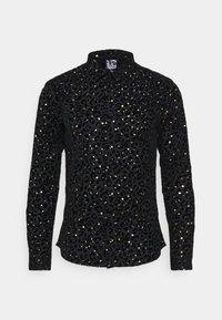 Twisted Tailor - SLATER SHIRT - Shirt - black - 5
