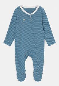 Marks & Spencer London - BABY ANIMAL 2 PACK - Sleep suit - blue - 2