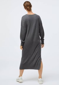 OYSHO - Jumper dress - dark grey - 1