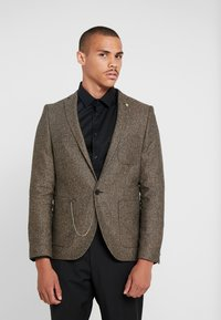 Twisted Tailor - SNOWDON - Giacca - brown - 0