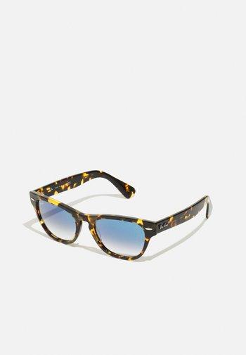 UNISEX - Sunglasses - yellow havana