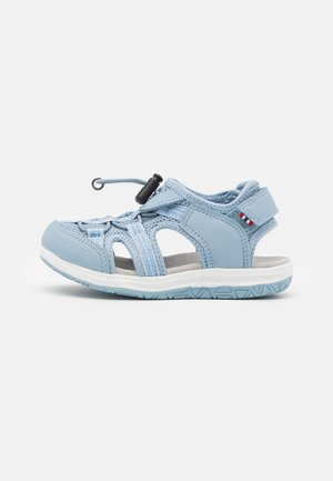 THRILLY UNISEX - Walking sandals - iceblue