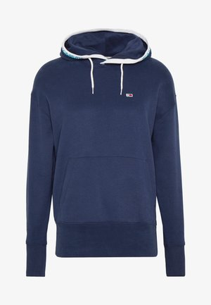 BRANDED HOODIE - Hoodie - twilight navy