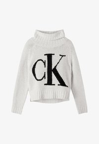 Calvin Klein Jeans - Jumper - soft cream - 4