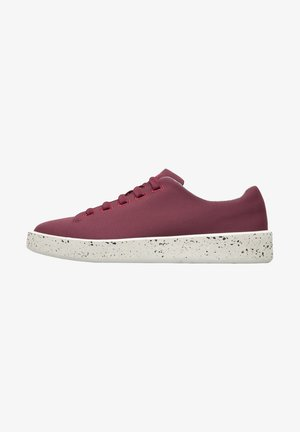 TOGETHER ECOALF - Sneakers laag - burgund