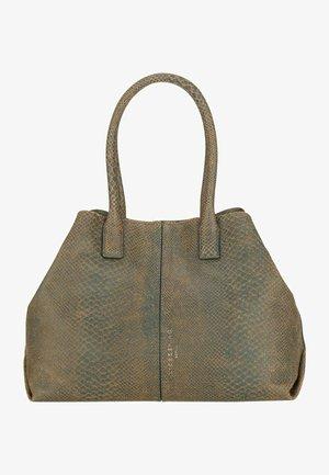 CHELSEA - Handbag - mottled olive