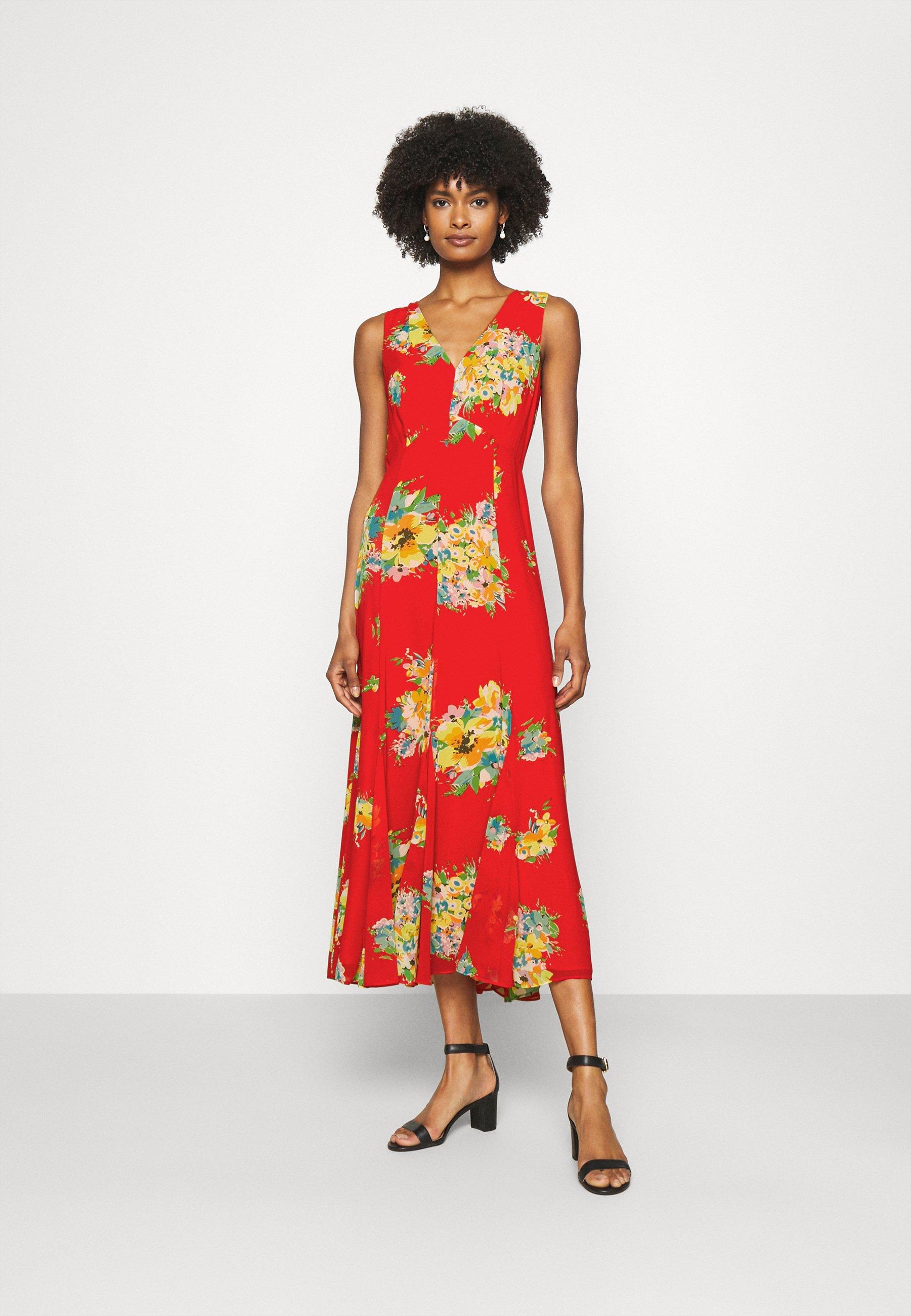 Women NOREHAN SLEEVELESS CASUAL DRESS - Maxi dress