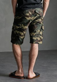 Superdry - Shorts - army camo - 2