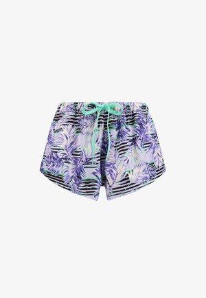 Swimming shorts - purple