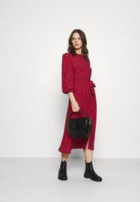 Mavi - Day dress - red - 1