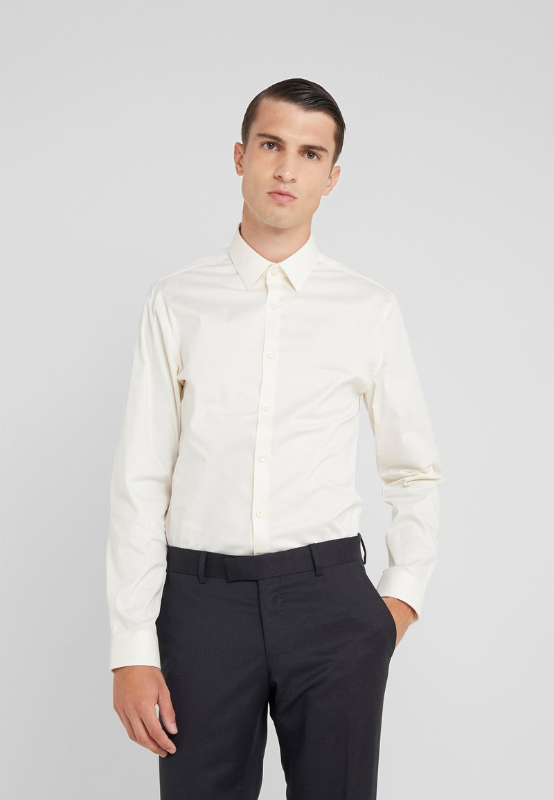 Tiger of Sweden - FILBRODIE SLIM FIT - Chemise classique - old lace