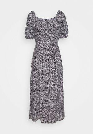 YASAUGUSTA DRESS - Denní šaty - black/white