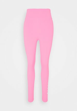RUN - Tights - pink glow