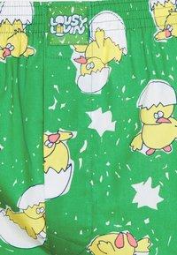 Lousy Livin Underwear - KUEKEN - Trenýrky - bright green - 4