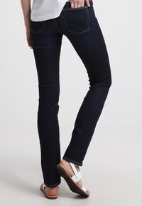 AG Jeans - HARPER - Straight leg jeans - dark blue denim - 2