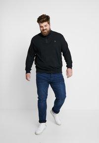 Polo Ralph Lauren Big & Tall - Long sleeved top - black - 1