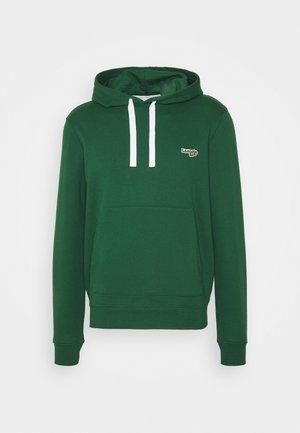 Hoodie - vert