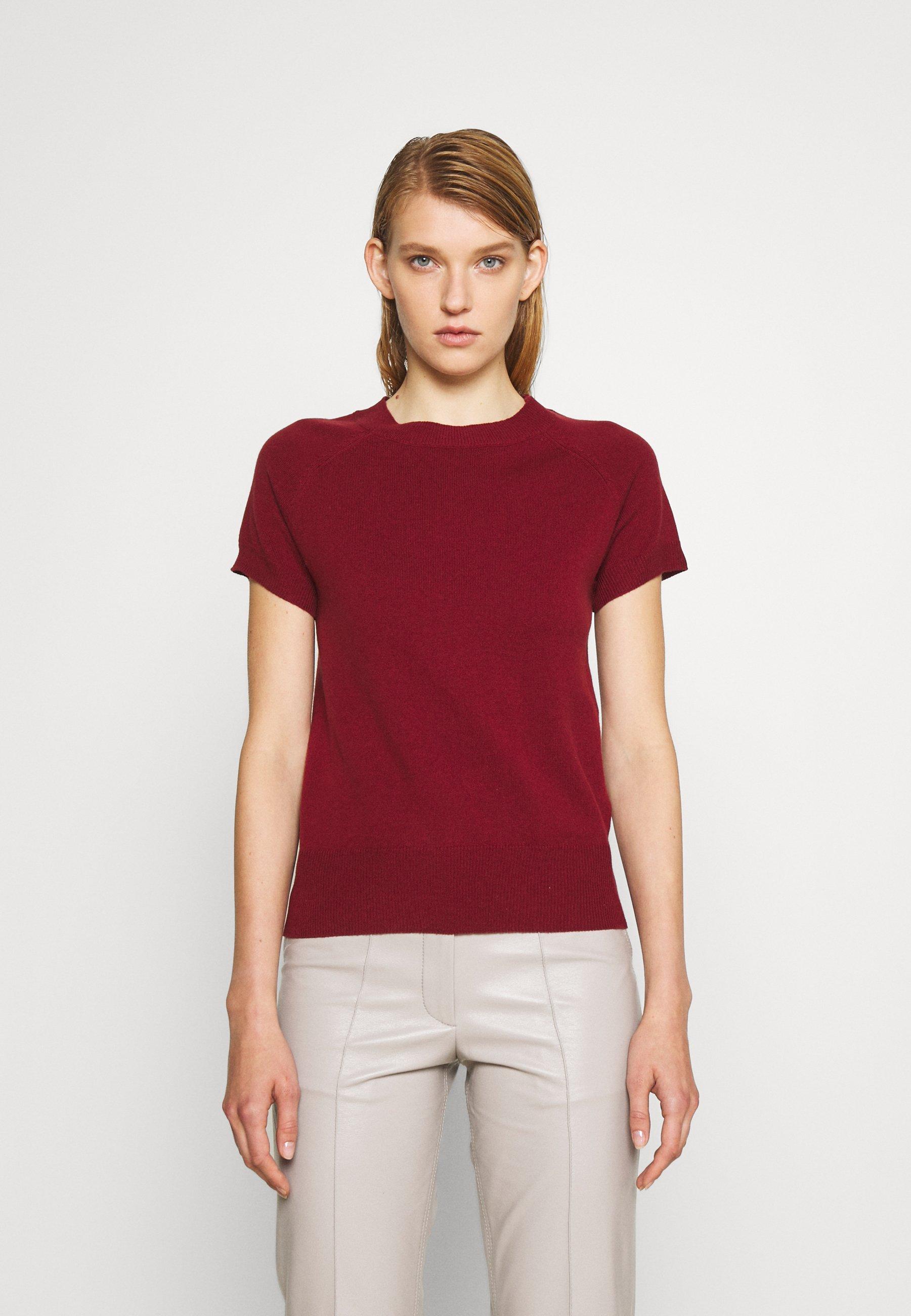 Women CAP SLEEVE - Basic T-shirt