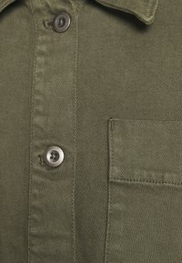 Lindex - JACKET - Summer jacket - dark dusty green - 5