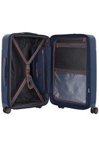 Hedgren - FREESTYLE GLIDE  - Wheeled suitcase - blue - 3