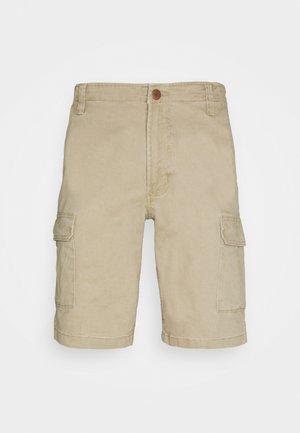 CASEY - Shorts - saddle