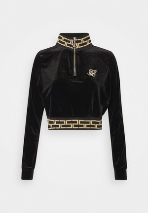 LUXURY TRACK - Sweater - black