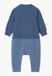 The Bonnie Mob - MOON INTARSIA UNISEX - Jumpsuit - blue