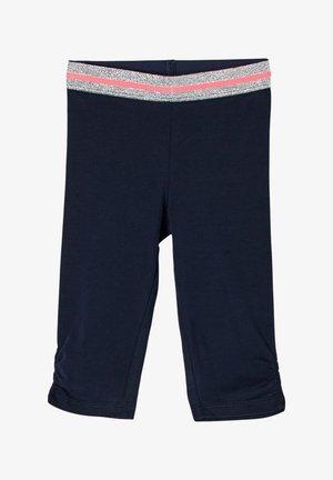 MIT ELASTIKBUND - Leggings - Trousers - dark blue