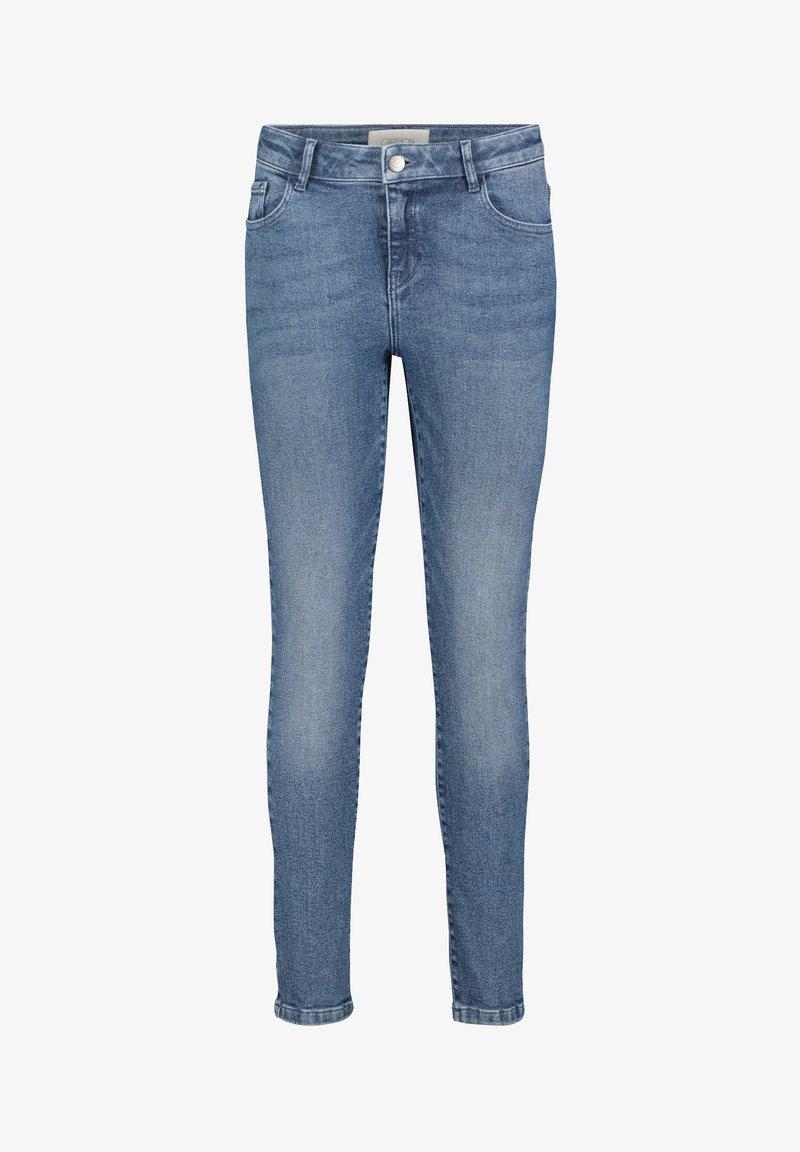 Cartoon - SLIM FIT - Slim fit jeans - bleu