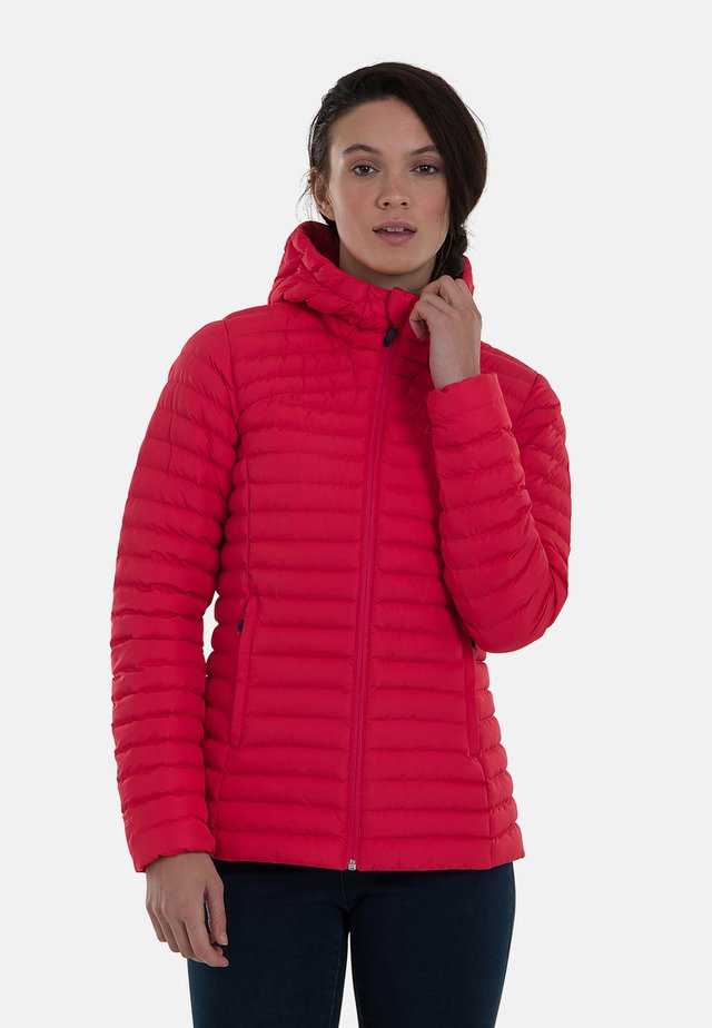 NULA - Winter jacket - red