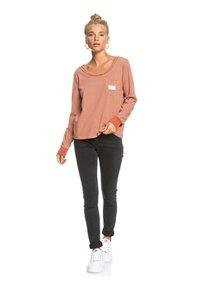Roxy - SUNLIT DREAM  - Long sleeved top - auburn me stripes - 1