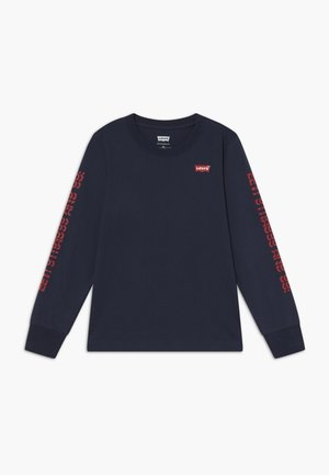 GRAPHIC - Longsleeve - dress blues
