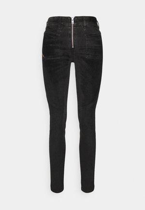 SLANDY-BKX-H-SP - Jeans Skinny Fit - black velvet