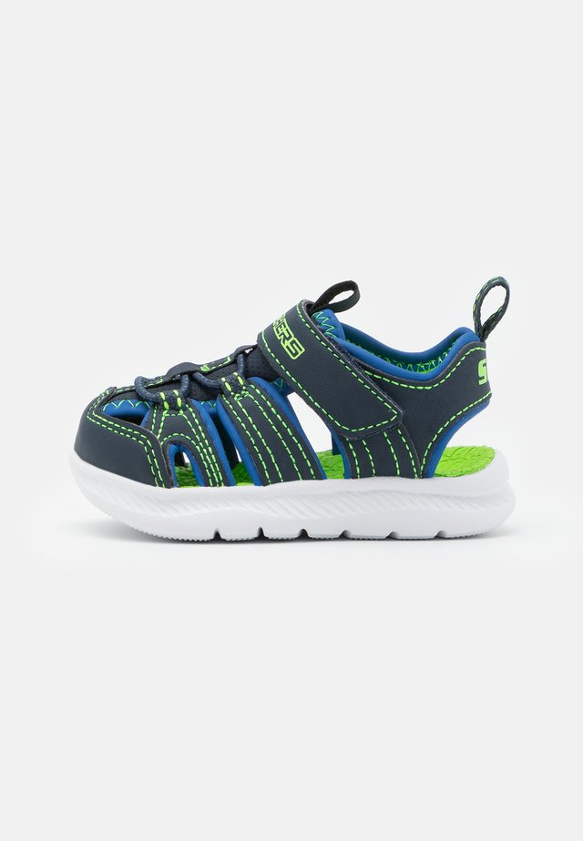 C-FLEX 2.0 - Sandales de randonnée - navy/royal/lime