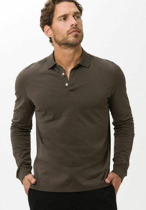 PHOENIX - Polo shirt - khaki