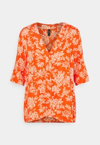 YAS Tall - YASMANISH - Blouse - tigerlily/manish - 0