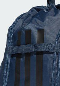 adidas Performance - Drawstring sports bag - blue - 4